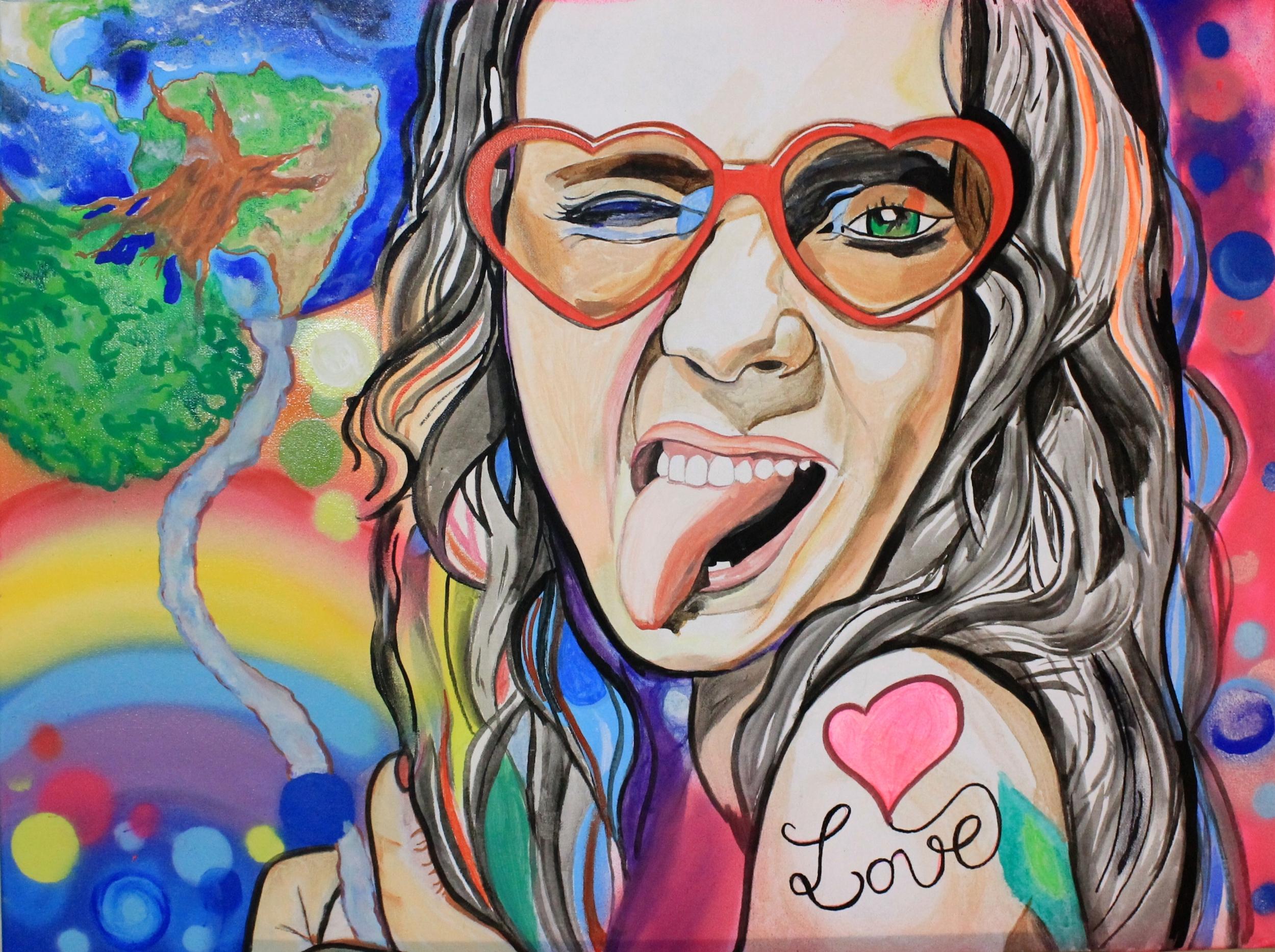 tableau love Allégorie de l'amour