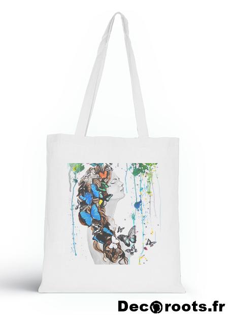 tote bag sweet paradise couleur
