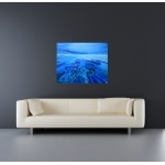tableau nature plage mer grand format