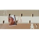 pêle mêle enfant bébé ours collection valentin beige marron chocolat taupe mixte ourson 2
