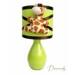 lampe de chevet girafe enfant