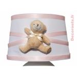 lampe de chevet ours fille 1