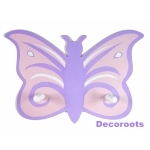 porte manteau papillon 2