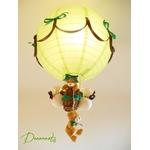lampe montgolfière bébé