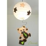 lustre enfant bébé ours