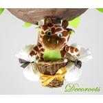 lampe enfant girafe jungle décoration