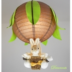 lampe bébé lapin