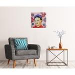 tableau portrait frida kahlo contemporain 2