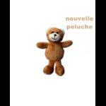 nouvelle peluche ours