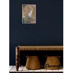 dessin art contemporain design amour et psychée canova fusain pastel carton couleur