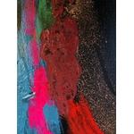 tableau art contemporain leffet papillon 3 détail