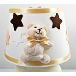lampe-chevet-enfant-bebe-ours-beige-chocolat-blanc-cadeau-naissance-artisanale