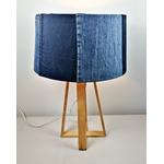 lampe design bois jean décoration chevet