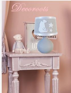 lampe de chevet enfant bébé fille