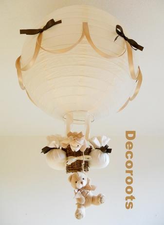 Luminaire chambre bébé thème ours. - Actualités art et deco - decoroots