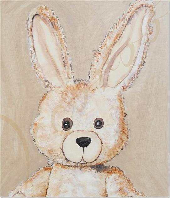 tableau esth ban le lapin personnalisable enfant b b tableau enfant b b decoroots. Black Bedroom Furniture Sets. Home Design Ideas