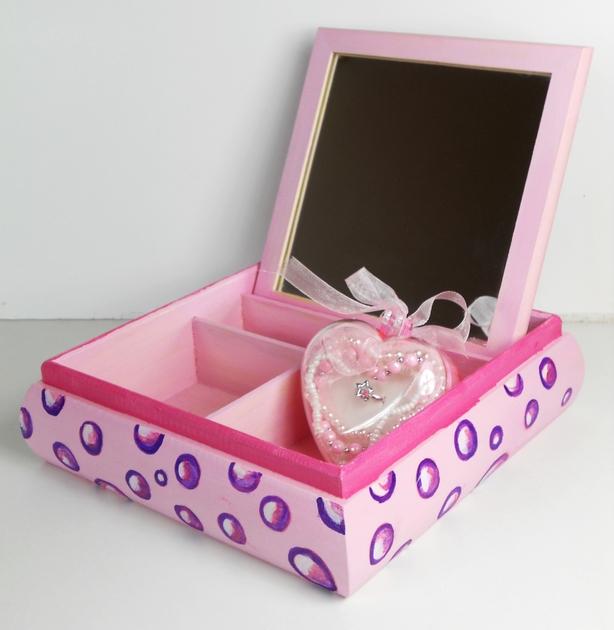 boite bijoux collection bubble d coration chambre. Black Bedroom Furniture Sets. Home Design Ideas