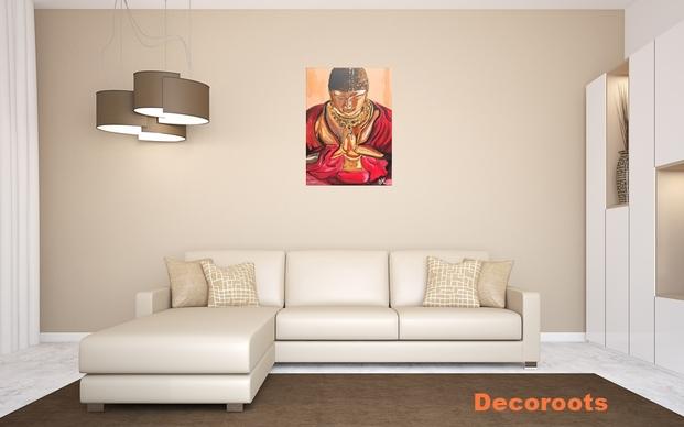 Derni re nouveaut zen tableau bouddha hot actualit s - Tableau rectangulaire zen ...