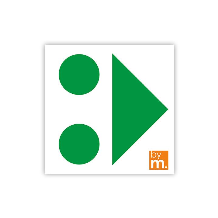 Fleche-de-direction-1515-vert