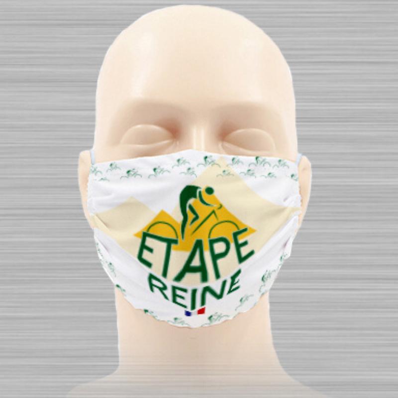 Masque de protection non-sanitaire personnalisé