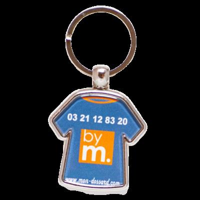 Porte-clés métal