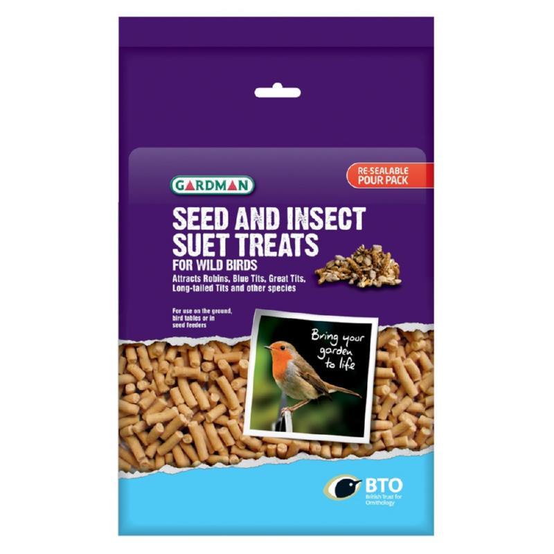 Sticks graines/graisse d\'insectes