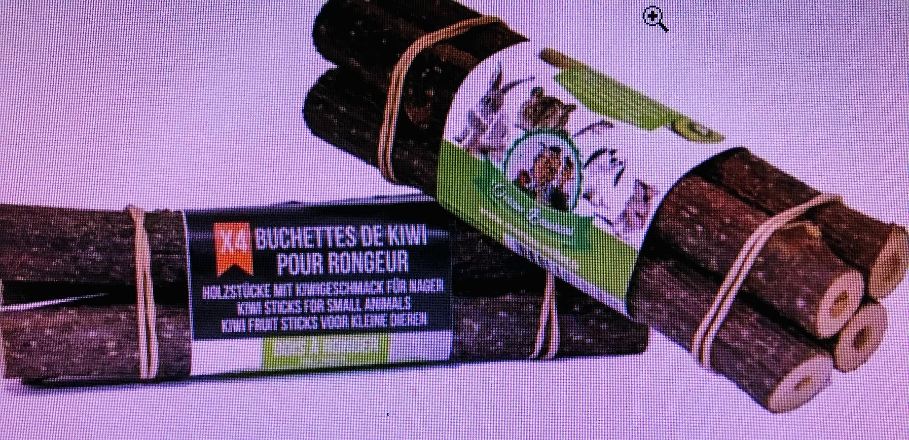 Buchettes kiwi x4