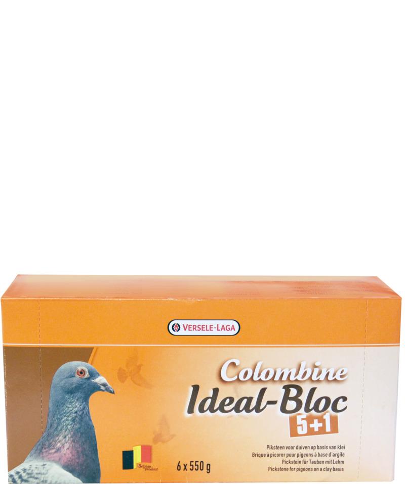 Ideal-Bloc tray 5 + 1 PIGEONS
