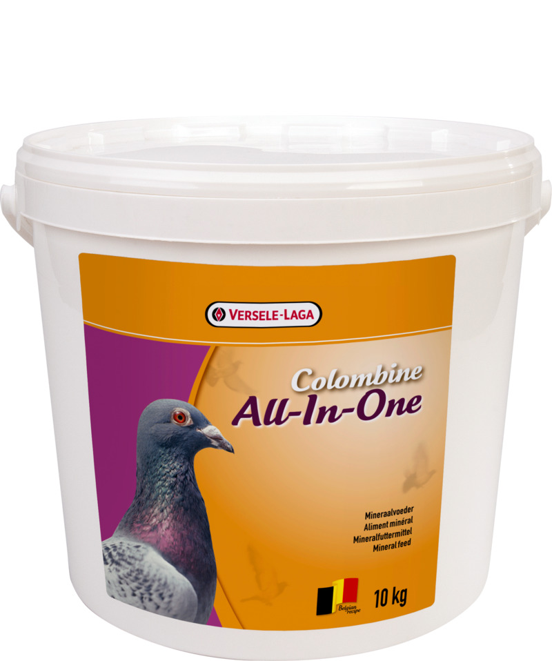 All-In-One MIX PIGEONS 10 KG