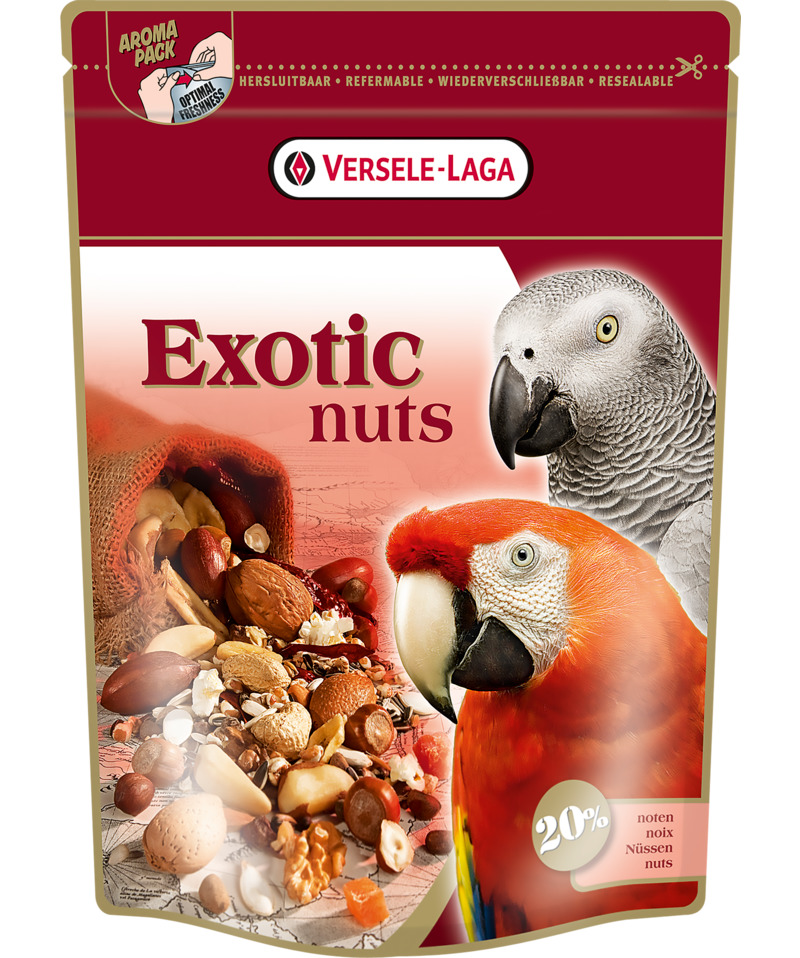 Exotic Nuts MIX 750G
