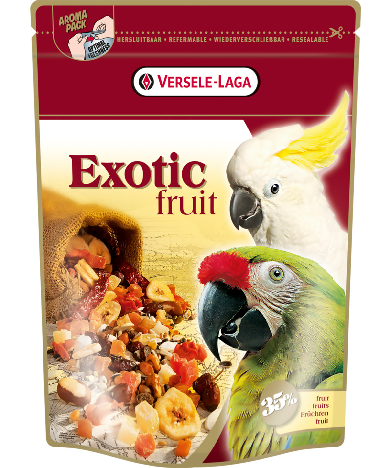 Perroquets Exotic Fruit Mix