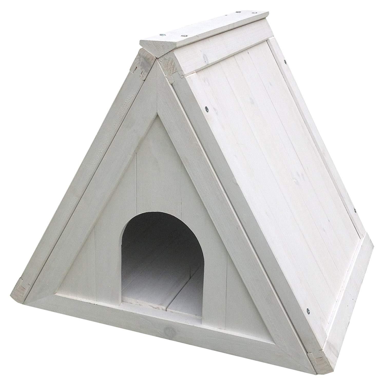 Nid abri triangle cottage lapin