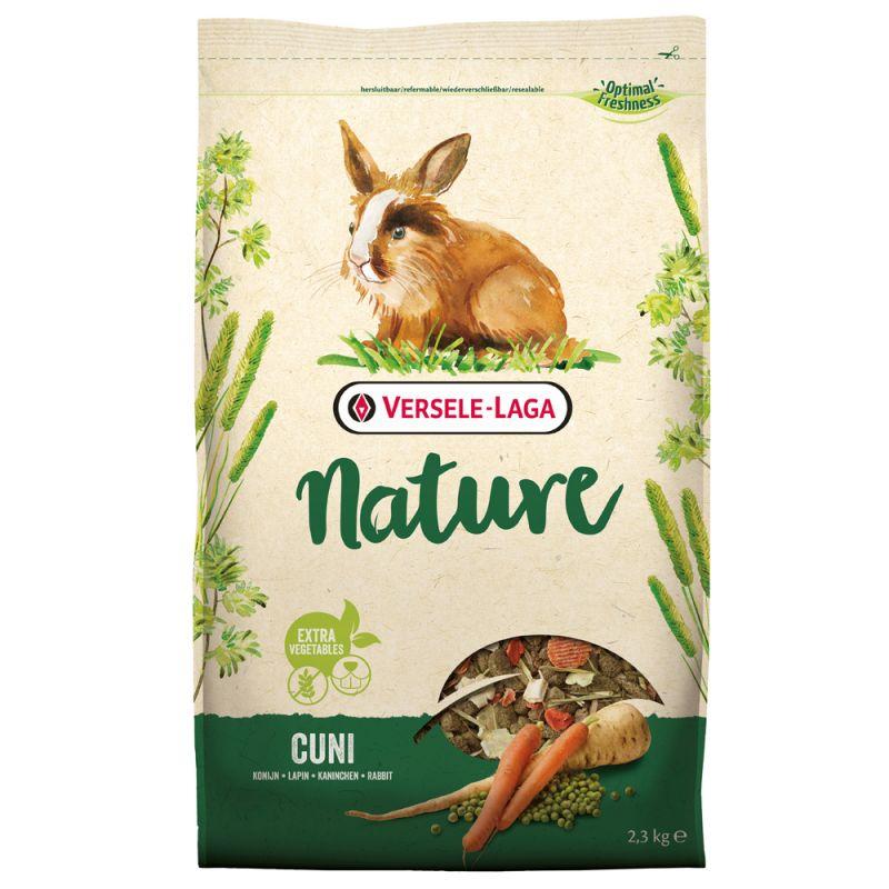 cuni nature 2.3 kg