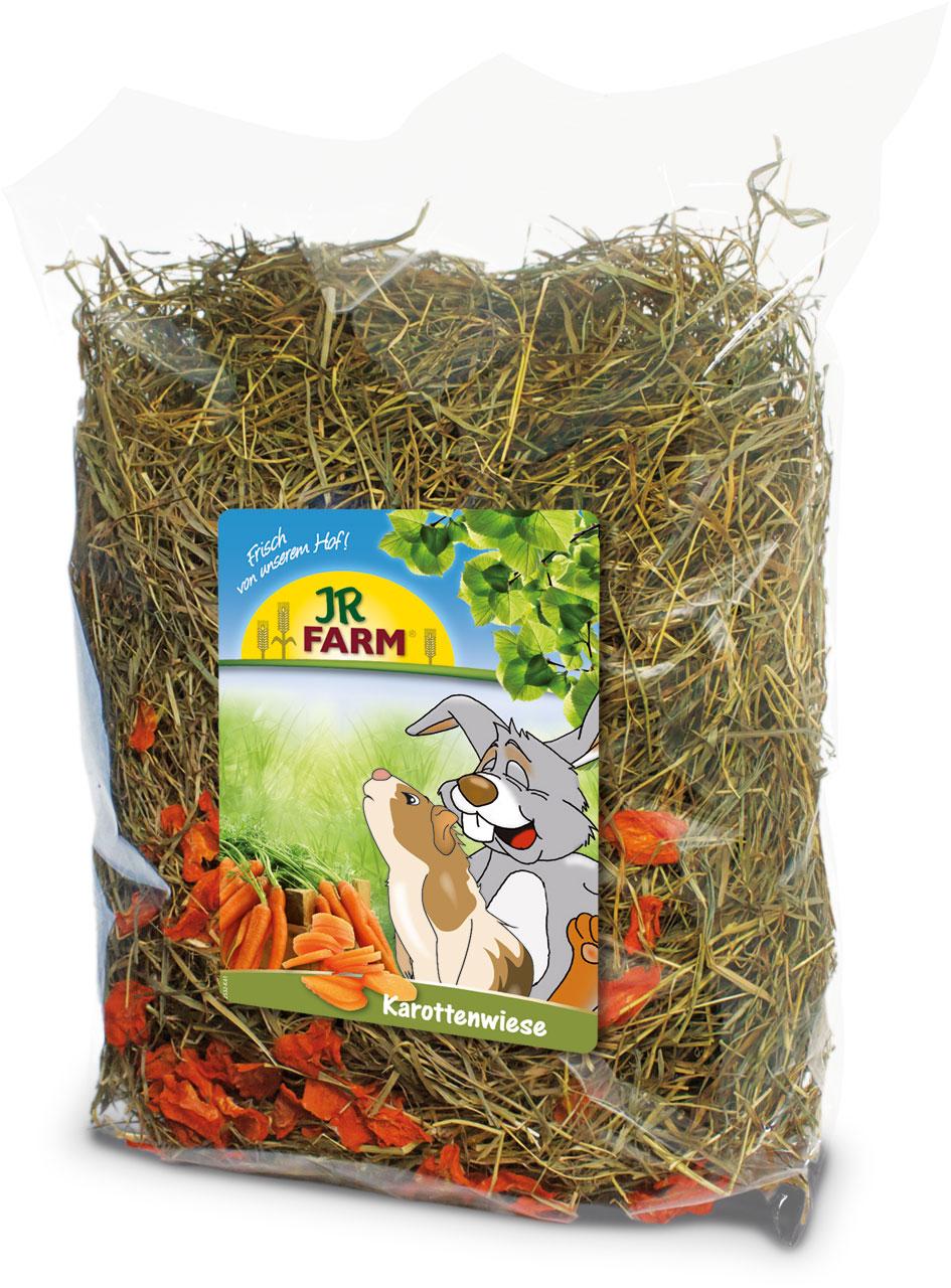 foin pré vert carottes 1,5 kg