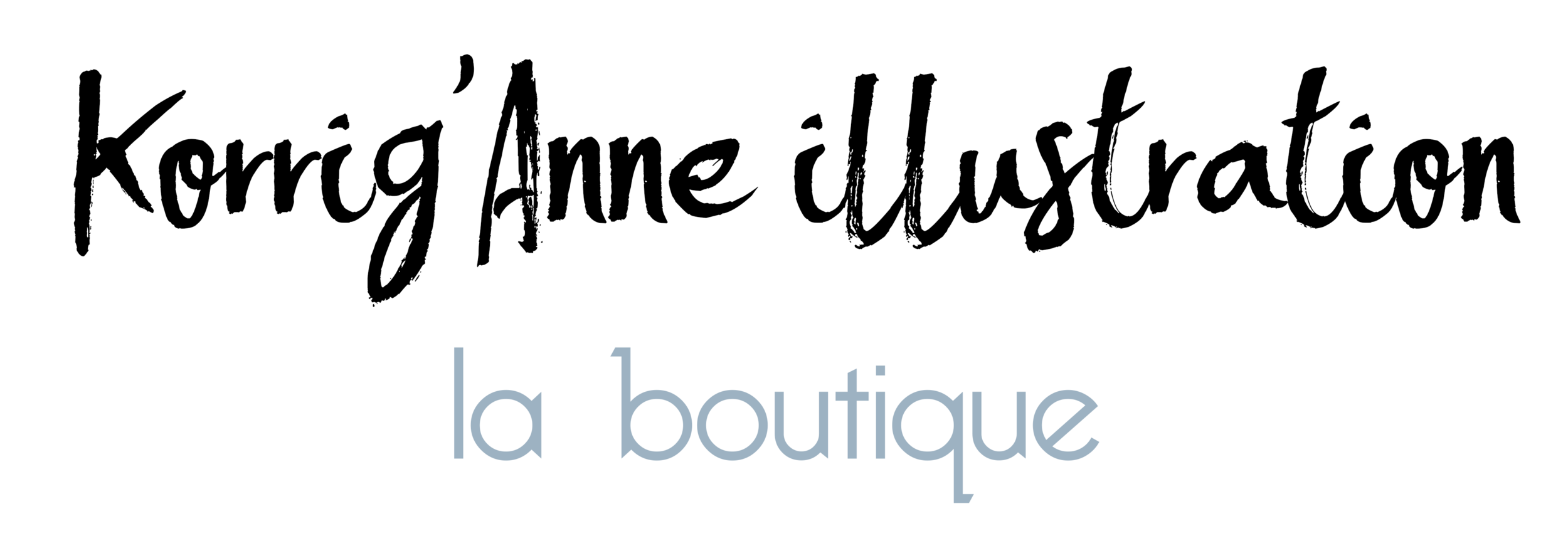 La boutique Korrig'Anne