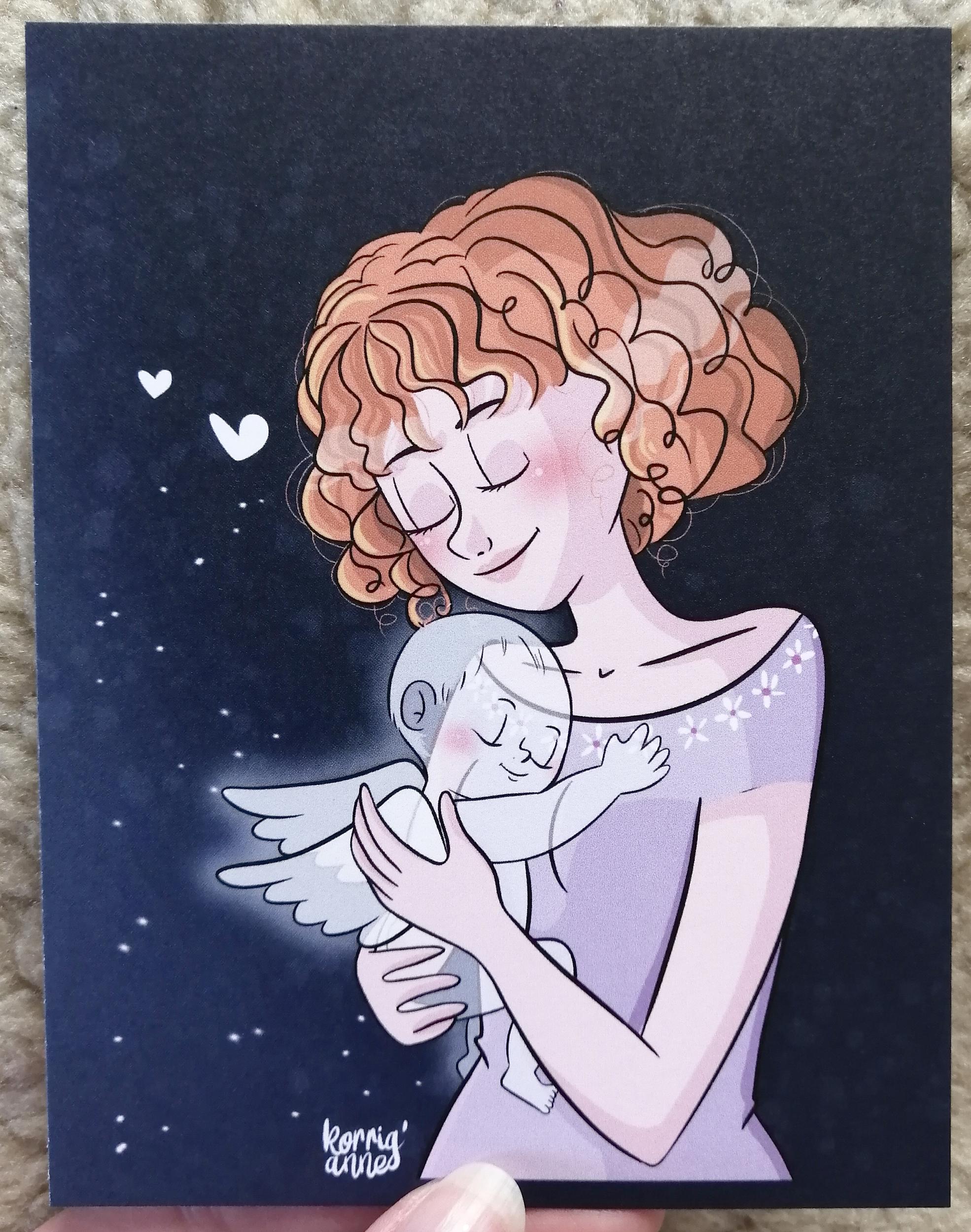 Carte mamange - édition limitée