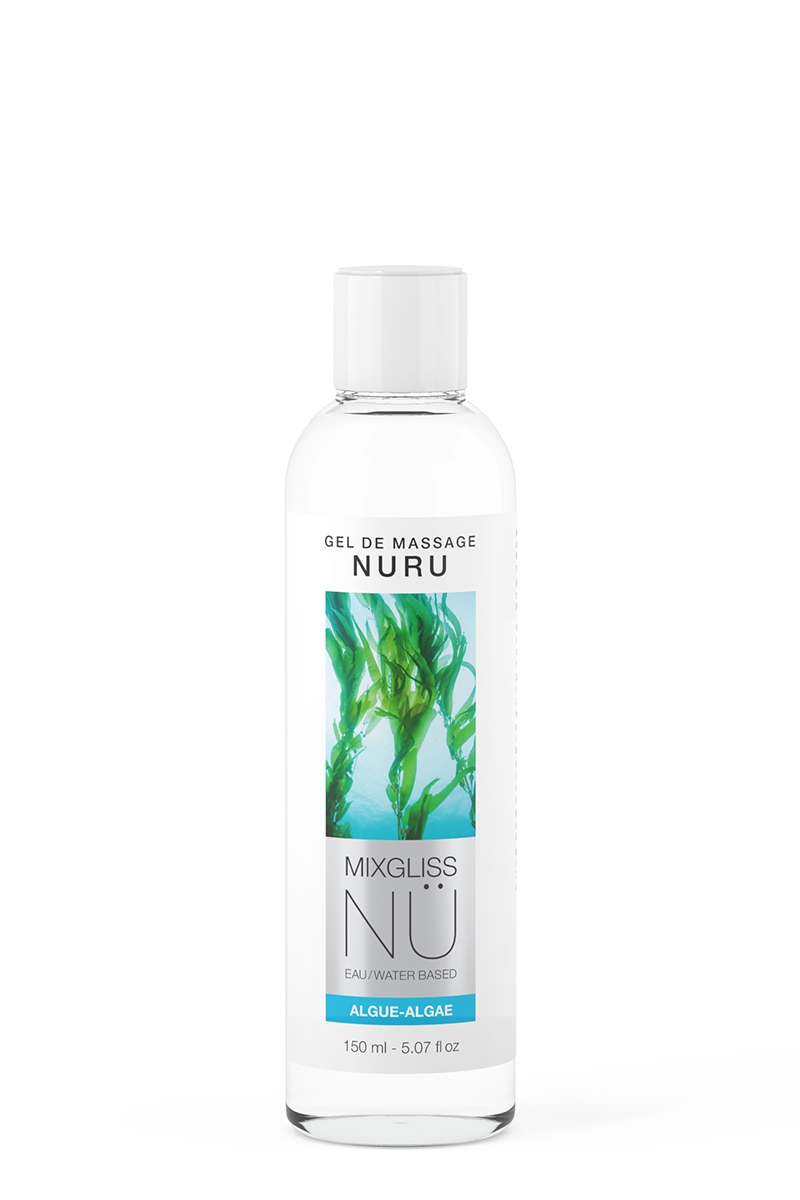 Gel de Massage Nuru NÜ Algue - 150 ml