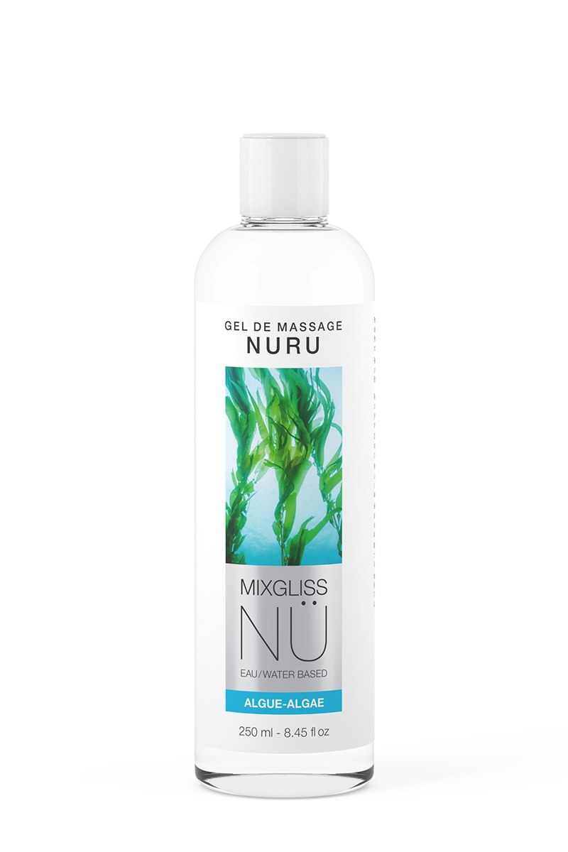 Gel de Massage Nuru NÜ Algue - 250 ml