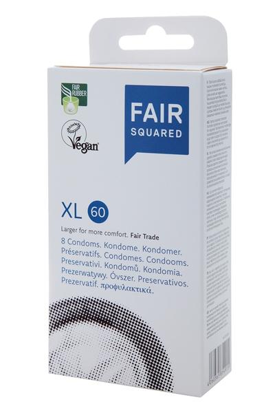 8 préservatifs - XL 60