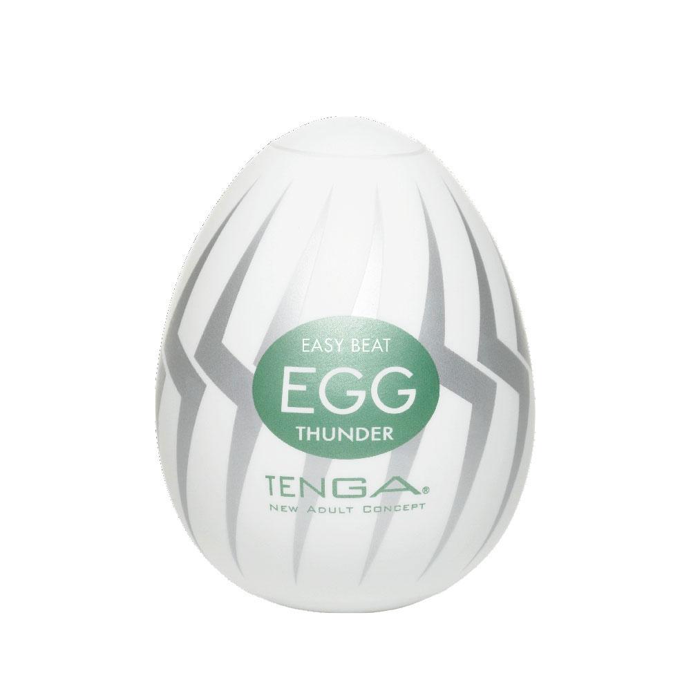Masturbateur Egg Thunder