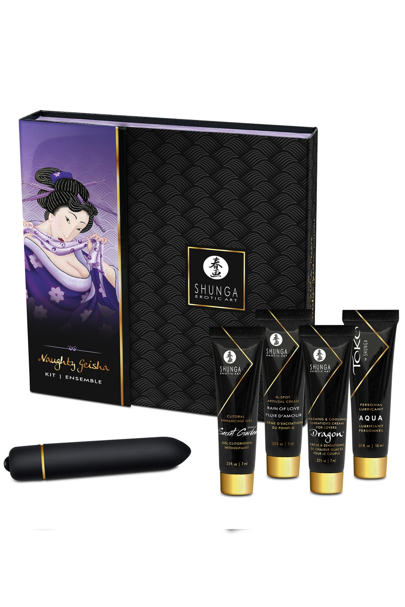 Coffret Naughty Geisha