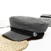 Casquette-de-Baseball-d-hiver-femmes-Style-fran-ais-laine-boulanger-gar-on-chapeau-Casquette-Cool