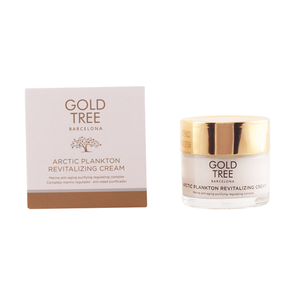 Crème hydratante Arctic Plankton Gold Tree Barcelona