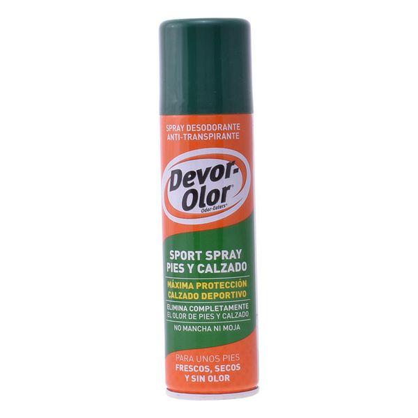 Désodorant pour pieds Spray Sport Devor-olor