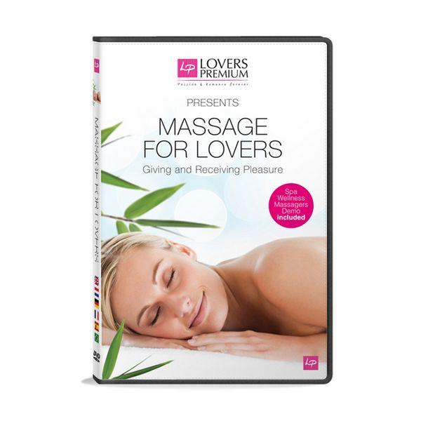 DVD de massage pour les amoureux LoversPremium 71797