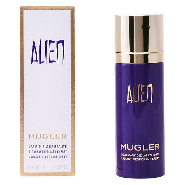 Spray déodorant Alien Thierry Mugler