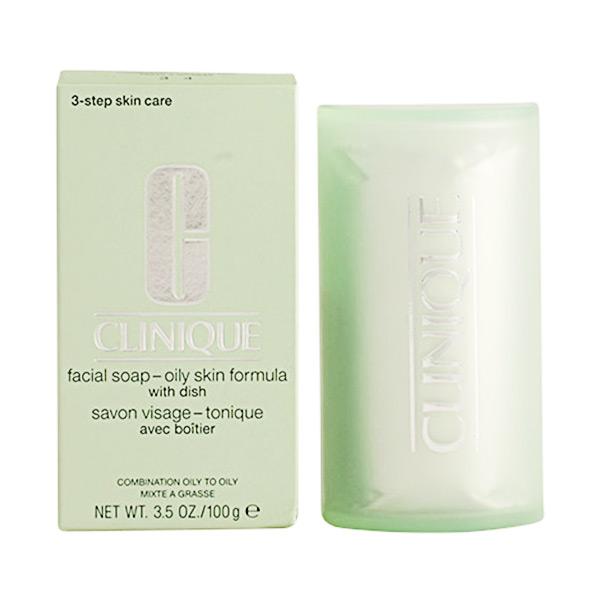 Savon enrichi Facial Soap Clinique