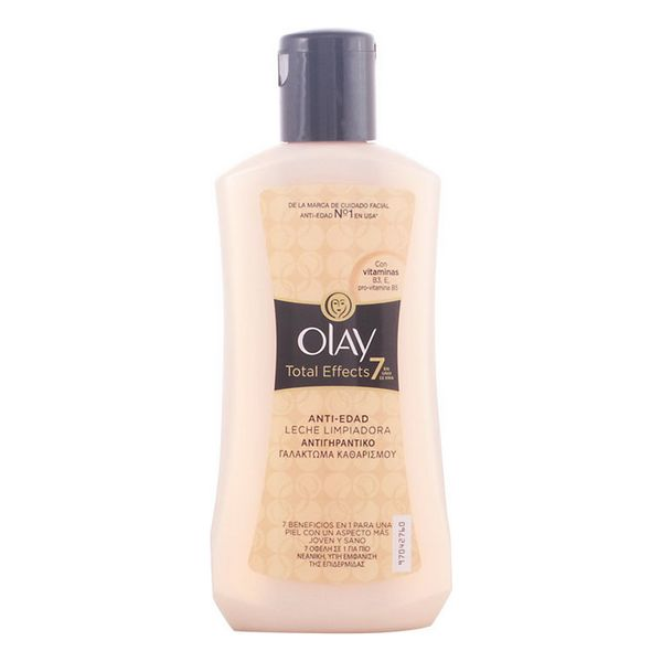 Lait nettoyant anti-âge Total Effects Olay