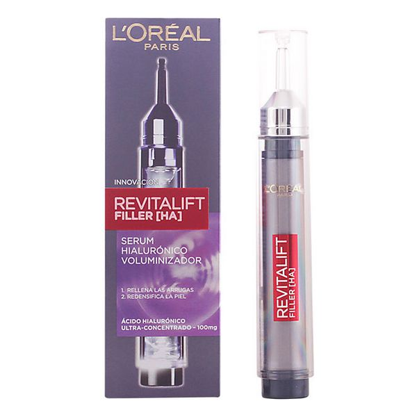 Sérum visage à l\'huile hyaluronique Revitalift Filler L\'Oreal Make Up