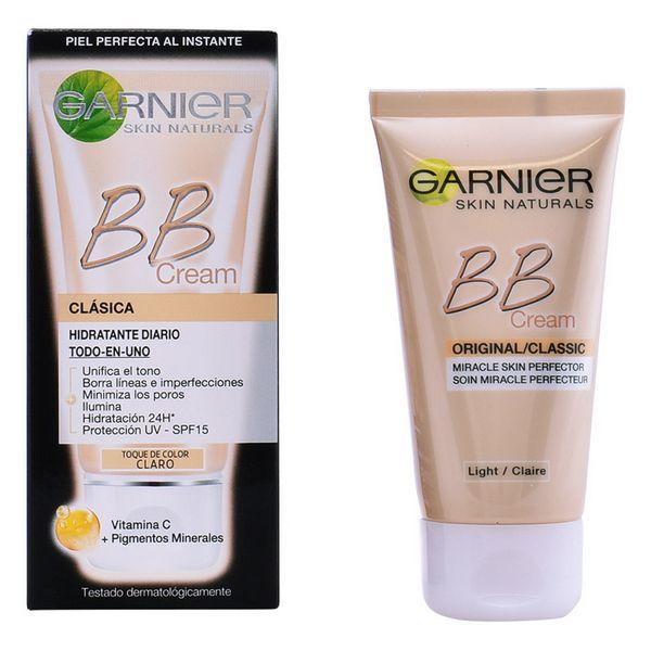 Crème hydratante effet maquillant Skin Naturals Bb Cream Garnier